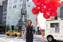 Balloons Portrait | Photography