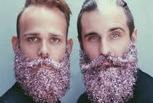 HOLIDAY DRESSINGS FOR ALL! / USE YOUR BEARD AS YOUR VOICE~ SING LOUD SING PROUD!! / by Cheryl Ennis