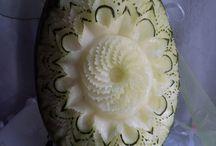 twarze   carving