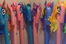 Stick ponies