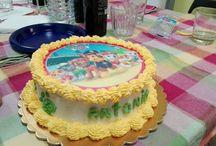 Cake home made