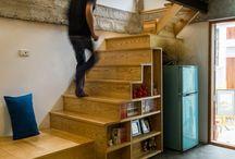 escaleras bonita