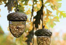 Krmítko - ptáci