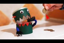 robot traga monedas