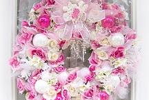 Crafts- wreaths for all seasons / by Debra Hautala