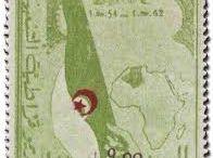 timbres ďalgerie
