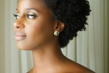 Lovely Afro Hairstyles