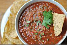 Soups And Salsa