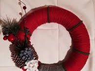 στεφανια χριστουγεννιατικα
