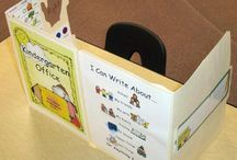Kinder Writing / by Stacy Vernon