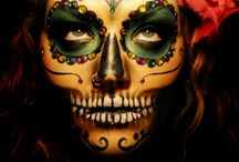 sugar skulls / sugar skull designs and illustrations