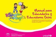 Manual y apoyo a maestros