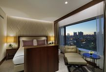 Grand Deluxe Bosphorus Suite / by Conrad Istanbul Bosphorus