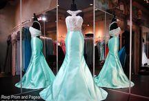 Mis vestidos