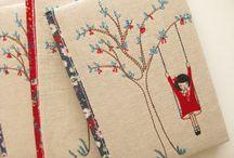Embroidery / by Debi Xayachack