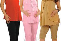 blusas maternas