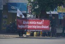 Aksi Tangkap Penista Agama