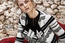 PARALLAX ADV | AGGEL Knitwear Fall 2016-17 / AGGEL Knitwear Fall 2016-17 by Parallax adv.