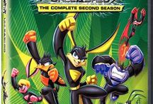 The Loonatics Unleashed / Loonatics is the future version of the Looney Tunes. This is the most beloved in my opinion.