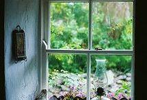 Enchanting windows