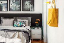 Dormitórios / Dormitórios encantadores!!! #hugarquitetura #huginspira #dormitorio #quarto #bedroom #arquitetura #decoracao #design