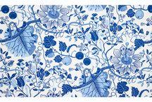 Tapet/textil/mönster
