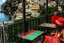 İtaly / Positano, Amalfi, Capri, Ravello, Sorento