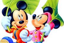 Mickey si Minny