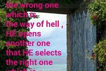 the door of God