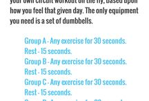 Exercise / by Alicia Young-Uhl