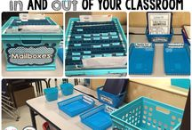 Classroom Organization / by Catherine Moriarty