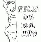 Feliz día del niño. / Imágenes relacionadas con la celebración del día del niño.