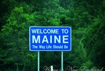 Maine / by Chelle Atwater