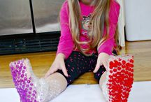 Nursery Activities / Ideas to share within the nurseries