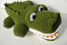 Crochet: Amigurimi and stuffed animals