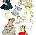 Terri Lee & Saucy Walker Patterns