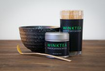 Wink Tea Matcha / Love Matcha? Then you'll love our Premium Quality Matcha & Accessories - Super fresh, direct from Japan - try some today http://www.winktea.com