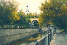 Picturi-Busygin Valeri