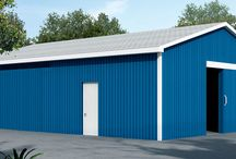 Barns, sheds and outdoor storage