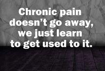 Endo=Chronic Pain / (Join the social network for women living with endometriosis: MyEndometriosisTeam.com )