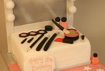 Dressing table cakes