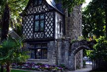 STORYBOOK  HOUSES - THE OLDER I GET, THE MORE THE LITTLE GIRL COMES OUT IN MY TASTES