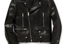 Wrap Me Up  / Men's jackets -- casual wear / by EddieRossetti