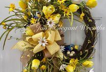 aranzovane kvety