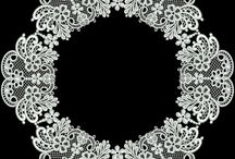 Lace-Doily / by Dorota Wrona
