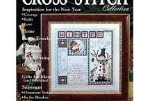 Cross Stitch - Booklets/Mags/Leaflets / by Christina Carver
