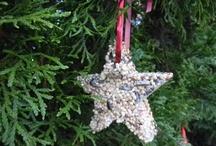 Birdseed Ornament