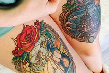 Beaux tattoos