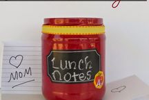 School Days / School tips, organization, projects and back to school ideas