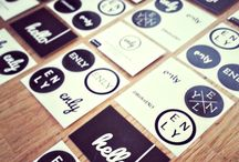 Creative Logo Design / by Oubly - Custom Printing